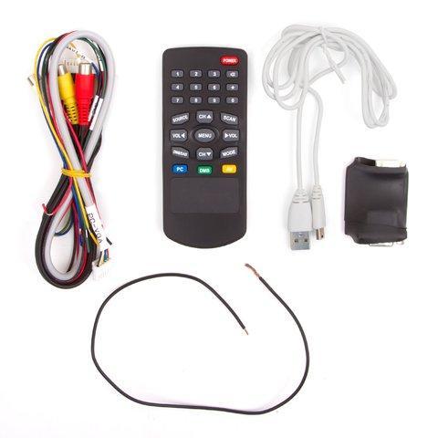 6.5″ Сенсорный монитор для CarPC BMW 5 серии Превью 4
