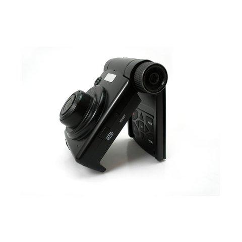 Автовидеорегистратор с GPS и монитором Palmann  DVR–18 F Превью 1