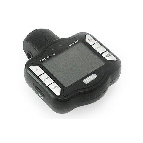 Автовидеорегистратор с монитором Tenex DVR-630 FHD mini Прев'ю 1