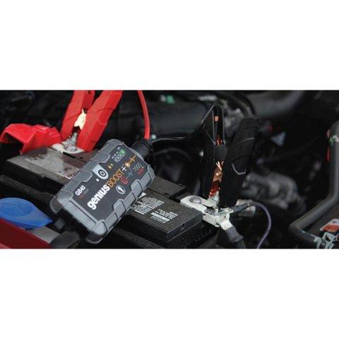 Пускозарядное устройство для автомобильного аккумулятора GB40 Превью 4