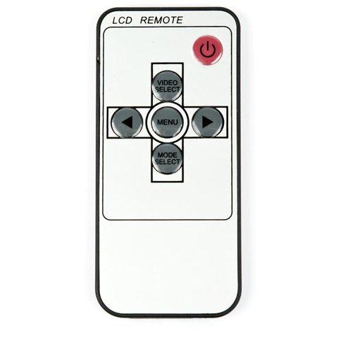 """Подголовник с 7"""" ЖК-монитором для Audi A6 Превью 8"""