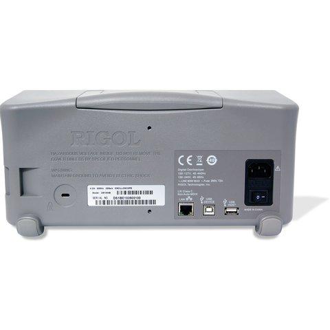 Цифровой 4-канальный осциллограф RIGOL DS1204B Превью 2