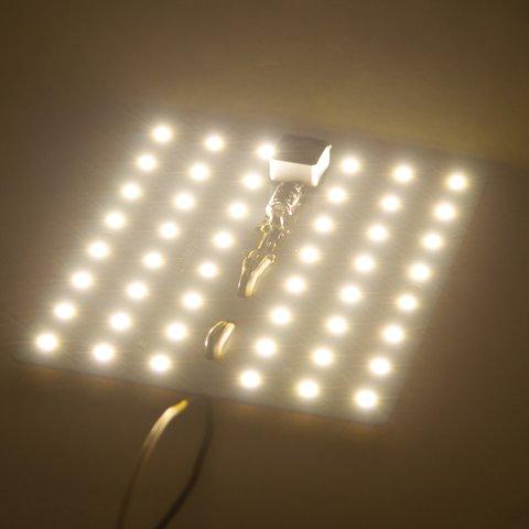 Модуль зі світлодіодами 118х95 мм 720 лм 7 Вт (NW) 4000-4500 K Прев'ю 1