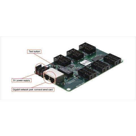 Приймальна карта сигналу LED-дисплея BX-V75 Прев'ю 1
