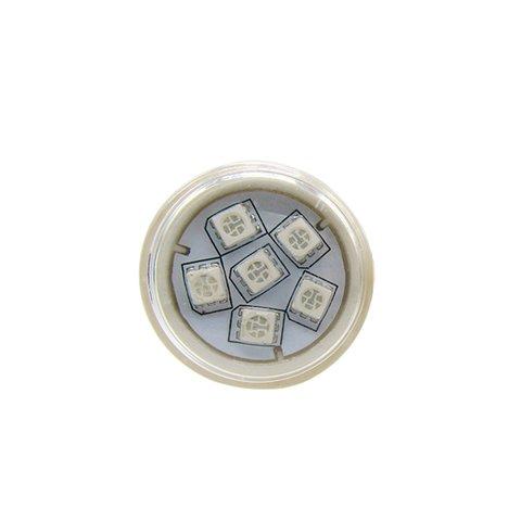 Комплект круглих LED-модулів (повноколірні, 6 світлодіодів SMD5050, 38 мм, IP67, 20шт.) Прев'ю 2