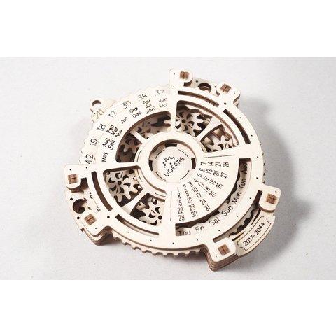 Механический 3D-пазл UGEARS Навигатор дат - /*Photo|product*/