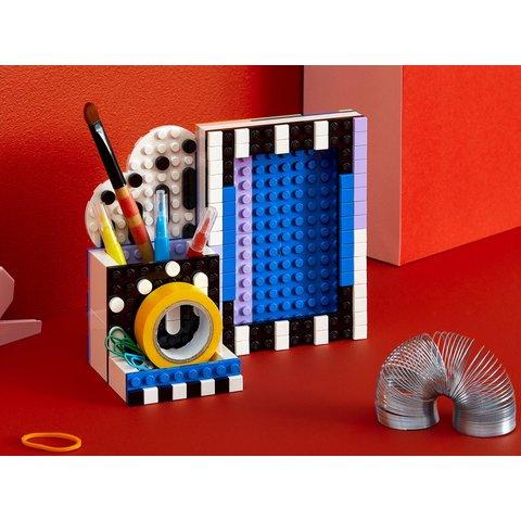 Конструктор LEGO DOTs Коробка для творчого дизайну 41938 Прев'ю 8