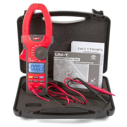 Digital Clamp Meter UNI-T UT207A Preview 9